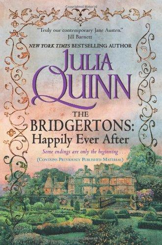 """The Bridgertons - Happily Ever After"" av Julia Quinn"