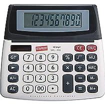 Staples Spl-250 10-digit Display Calculator