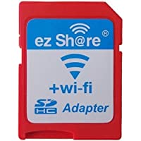Ez Share Wifi Sd Memory Card Adapter available for DC / DV / DSLR / DPF ,etc...