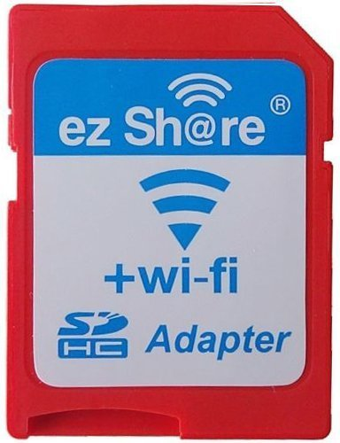 Ez Share Wifi Sd Memory Card Adapter available for DC / DV / DSLR / DPF , etc... EZ SHARE Wifi SD Card 102881