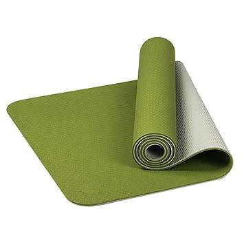 HYTGFR Esterilla Yoga Antideslizante Almohadillas ...