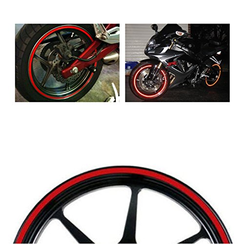 18 Inch Motorcycle Wheels - 8