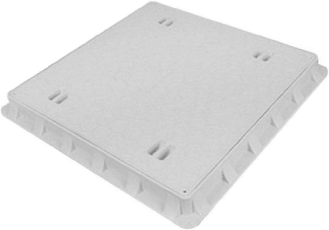 20x20cm Tapa Para Arqueta Desagüe Cubierta Adequa Cisterna Tapas Arquetas Tapadera plastico composite PP