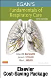 img - for Mosby's Respiratory Care Online for Egan's Fundamentals of Respiratory Care, 10e (Access Code, Textbook and Workbook Package) book / textbook / text book