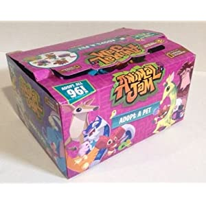 Animal Jam Adopt A Pet Series 1 Blind Bag House (Case of 24) - 51TIeMxXK9L - Animal Jam Adopt A Pet Series 1 Blind Bag House (Case of 24)