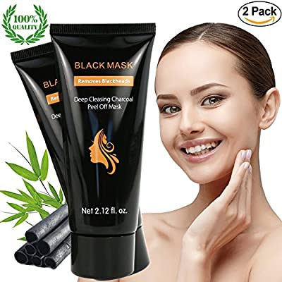 2 Packs Blackhead Remover Mask