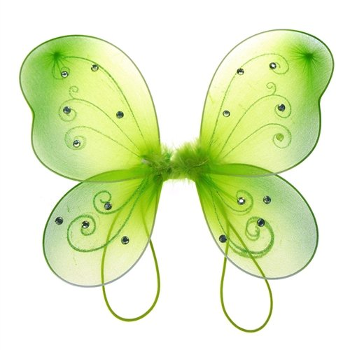 Homeford Firefly Imports Organza Nylon Butterfly Wings with