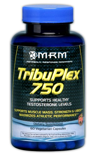 MRM TribuPlex 750 mg, 60-Count Bouteilles