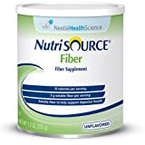 Nestle Nutrisource Soluable Fiber Powder, 7.2 Ounce Canister – 4 per case.