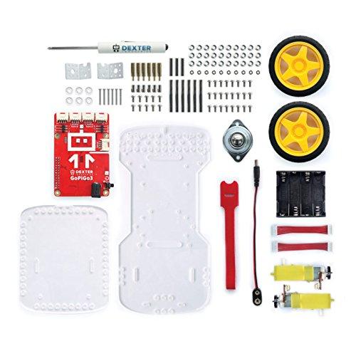 GoPiGo3 Advanced Starter Kit by Dexter Industries (Image #5)