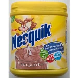 Nesquik Sabor Chocolate 1 x 500gm: Amazon.es: Hogar