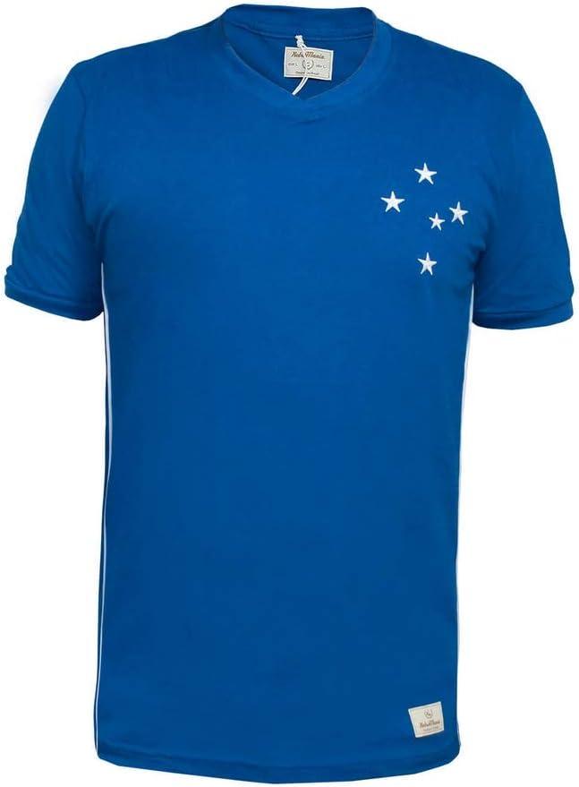 Camisa Retrô Cruzeiro 2003 Copa Do Brasil