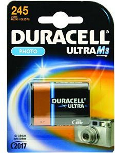 Duracell Ultra Lithium Battery, Photo, 6 Volt 245