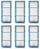 Cheap Nispira Replacement HEPA Filter For Holmes AER1 Series Total Air Filter, HAPF30AT For Purifier HAP242-NUC, 6 Filters