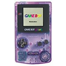 Game Boy Color Console In Atomic Purple