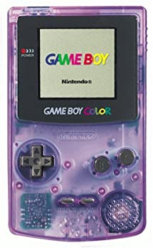 Amazon.com: Game Boy Color - Atomic Purple: Nintendo Game
