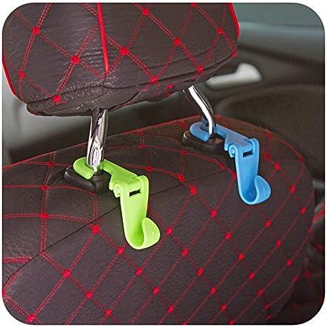 8pcs Fahrzeuglehnenhaken Multifunktionaler Aufhängehaken Auto Rückenlehne
