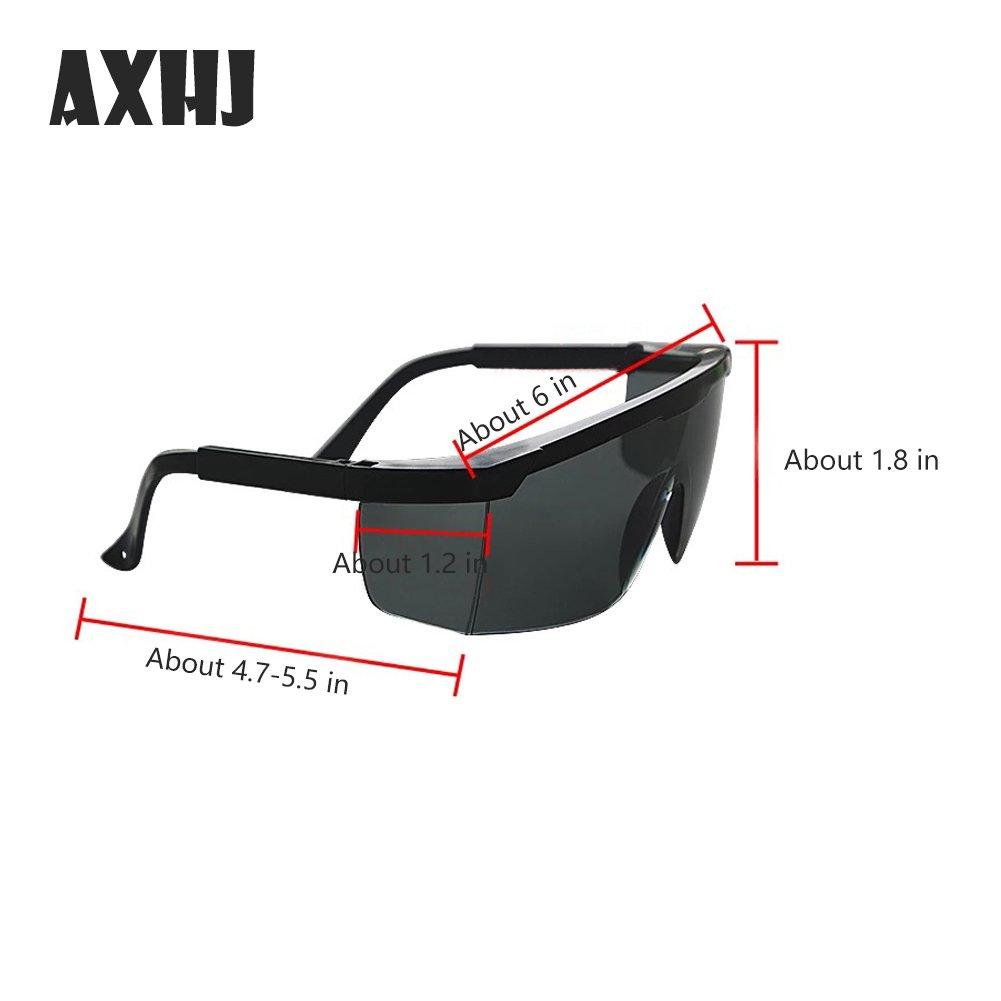 Amazon.com: Gafas de seguridad para protección de ojos láser ...
