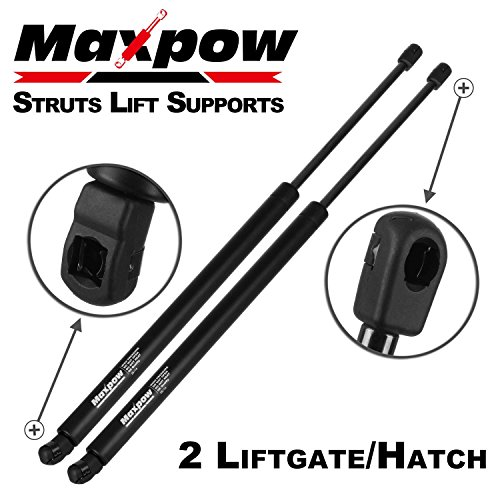Trunk Liftgate Lift Supports Struts For 2007-2011 GMC Yukon (Cadillac Strut)