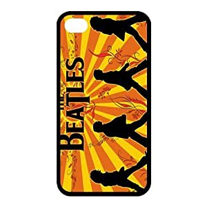 Custom The Beatles Back Cover Case for iphone 4,4S JN-570