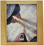 Umbra Simple Picture Frame, 8-by-10-Inch, Natural