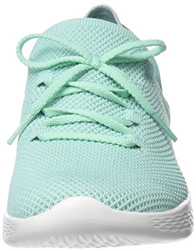 Infilare Mint Sneaker Spirit You Blu Donna Skechers 6wRU8xCzq8