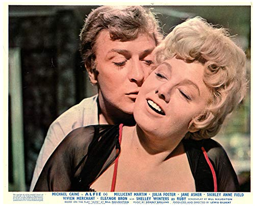 Image result for images of michael caine in WHAT'S IT ALL ABOUT, ALFIE?
