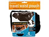 Travel Waist Pouch, Pack of 48