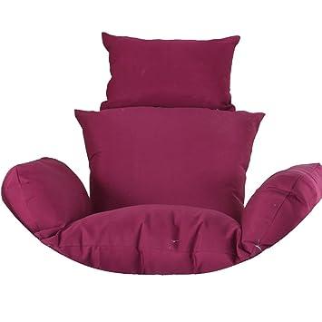 Amazon.com: Cojín para silla con forma de nido, para colgar ...