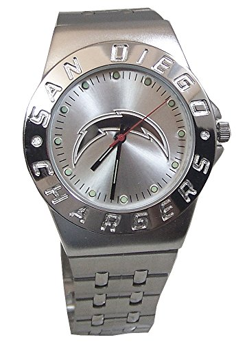 San Diego Chargers Watch Mens Avon Release 2007 Wristwatch New