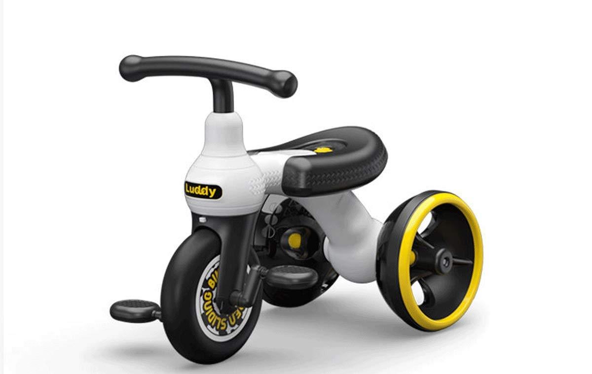 Kinderfahrräder Mit Doppeltem Verwendungszweck Scooter Pedalfahrräder Für Kinder Männliche Und Weibliche Kinderwagenfahrräder Baby-Kinderrutschen Sportfahrräder