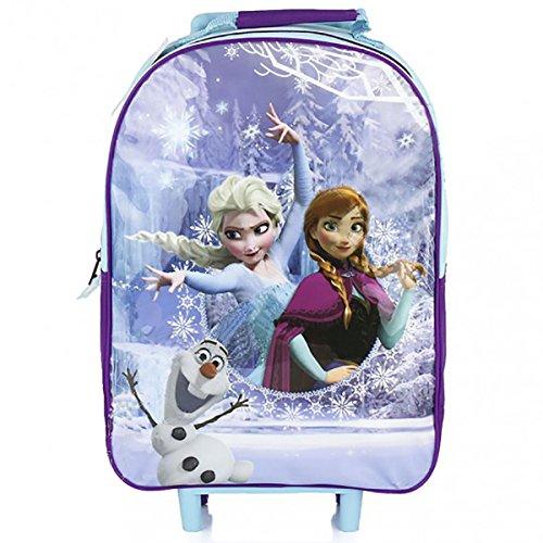 cf759fcb1b Trolley Asilo Frozen dim. 41x28x12 cm Elsa e Anna Disney