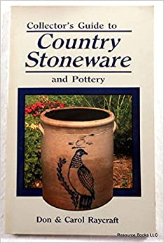 Book Collector's Guide to Country Stoneware and Pottery