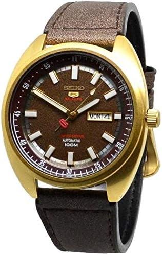 セイコー SEIKO SEIKO 5 SPORTS 自動巻き メンズ 腕時計 SRPB74K1 ブラウン[並行輸入品]