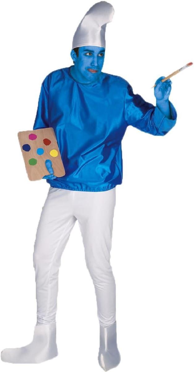Disfraz de pitufo. Talla 50/52.: Amazon.es: Juguetes y juegos