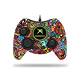 MightySkins Skin for Microsoft Xbox One Hyperkin Duke Controller - Acid Trippy Protective, Durable, and Unique Vinyl Decal wrap Cover | Easy to Apply, Remove, and Change Styles | Made in The USA