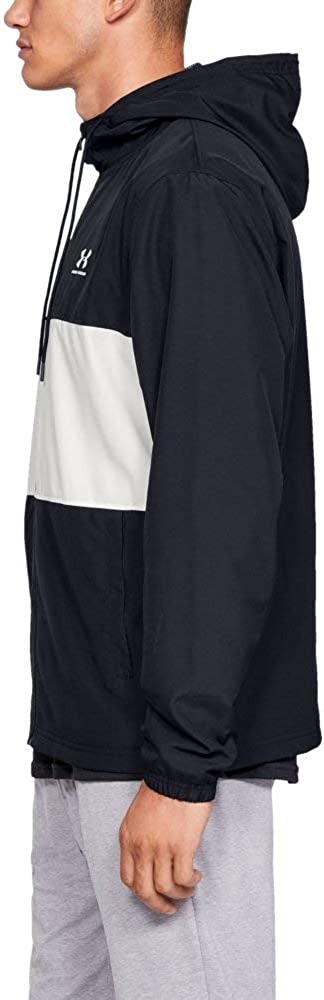 Under Armour Mens Sportstyle Wind Jacket Warm-up Top
