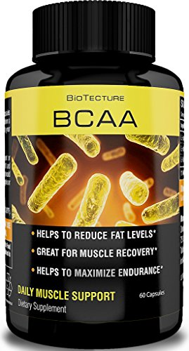 BCAA Capsules Endurance Supplement Guarantee