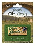 Olive Garden $25 Gift Card offers