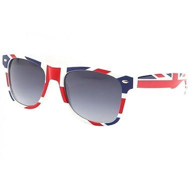 Lunettes de soleil angleterre drapeau UK - Mixte  Amazon.fr  Vêtements et  accessoires 0240faeee322