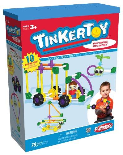 Tinkertoy Vehicles Building Set, Baby & Kids Zone