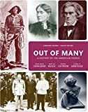 img - for Out of Many, Combined Volume (8th Edition) book / textbook / text book