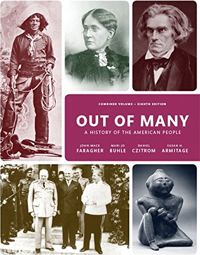Out of Many, Combined Volume (8th Edition)