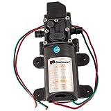 iMeshbean New Solid 100PSI DC 12V 1GAL/Min Diaphragm Water Self Priming Pump High Pressure