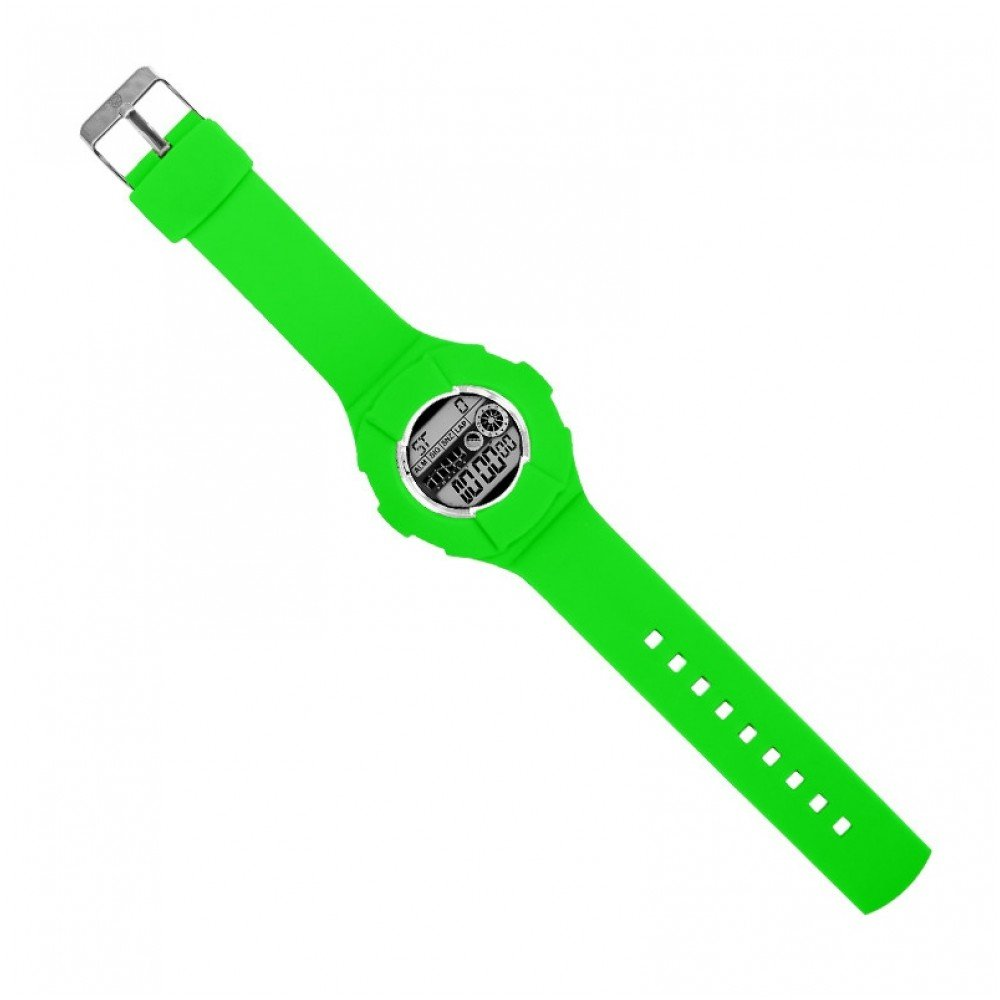 JoyJoy! Lime Love Interchangeable Silicone Watch JJ-4030W