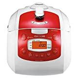 Cuckoo Electric Pressure Rice Cooker CRP-FA0610FR (Red)