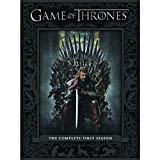 Image of Game of Thrones: The Complete First Season (DVD)