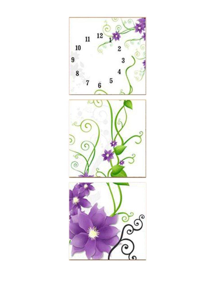 Cube diamond paste diamond stitch painting Watch Diamond magic show full diamond drill radius elegant purple,210*70cm