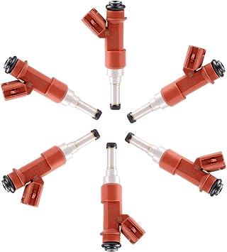 Fuel Injectors For  2006-2011 Toyota RAV4 3.5L 2007-2011 Toyota Camry 3.5L