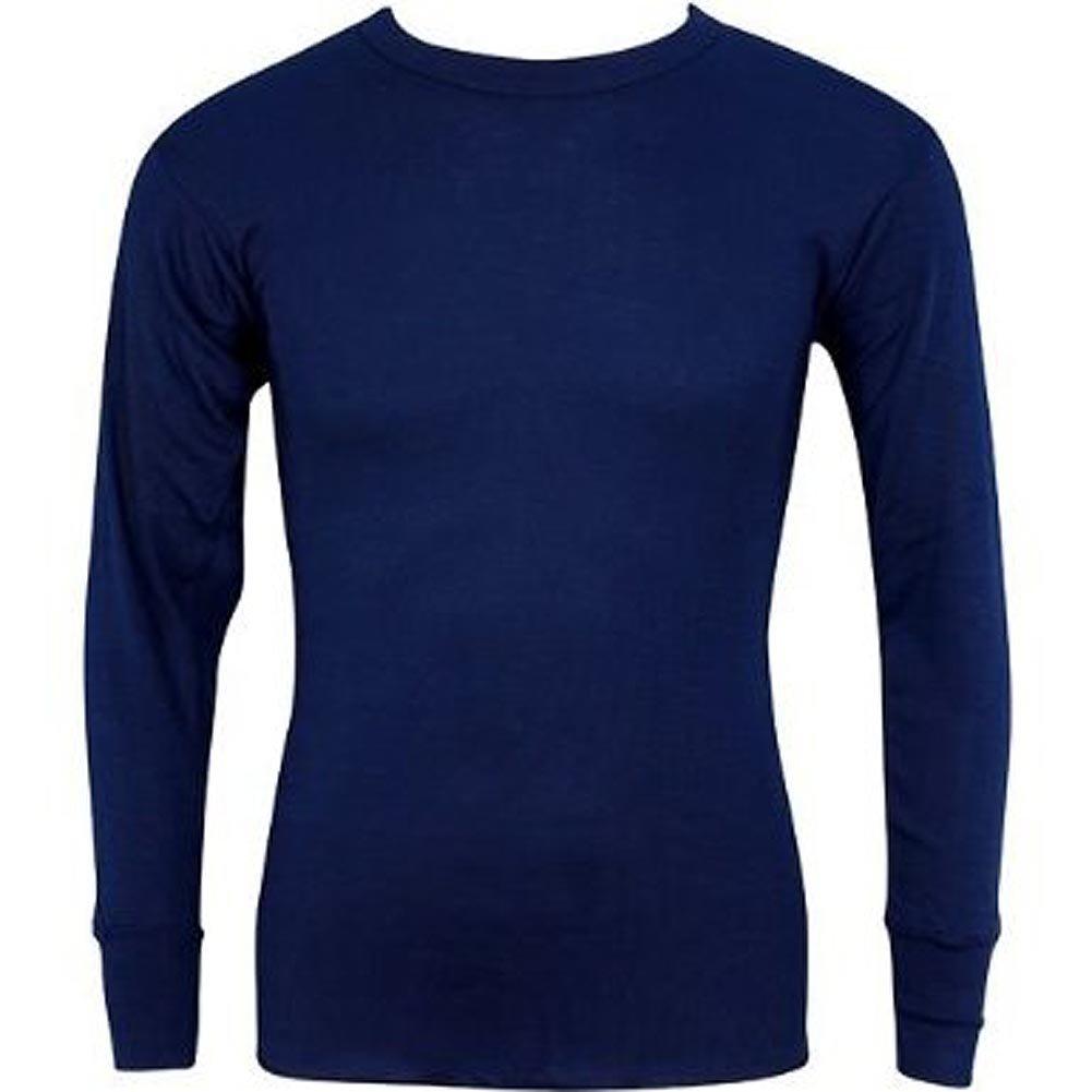Indera - Mens Regular and Tall Long Sleeve Thermal Top, 800LS INDERA THERMALS